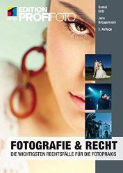 Buchtipp Fotografie und Recht