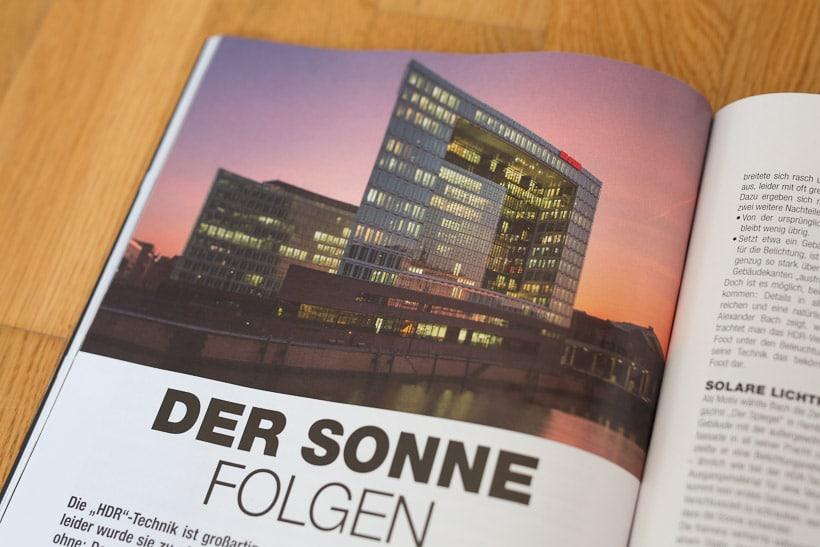 HDR Fotografie Architekturfotografie Bach