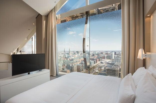 Hotelfotograf Hamburg Elbphilharmonie Westin