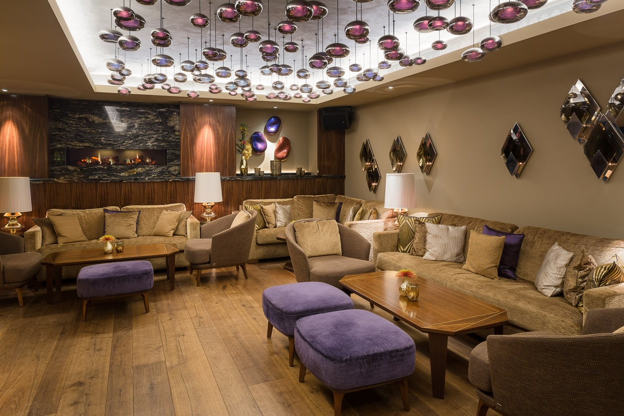 Architekturfoto Interior Nikkei Nine Restaurant