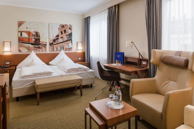Hotelfotografie Zimmer