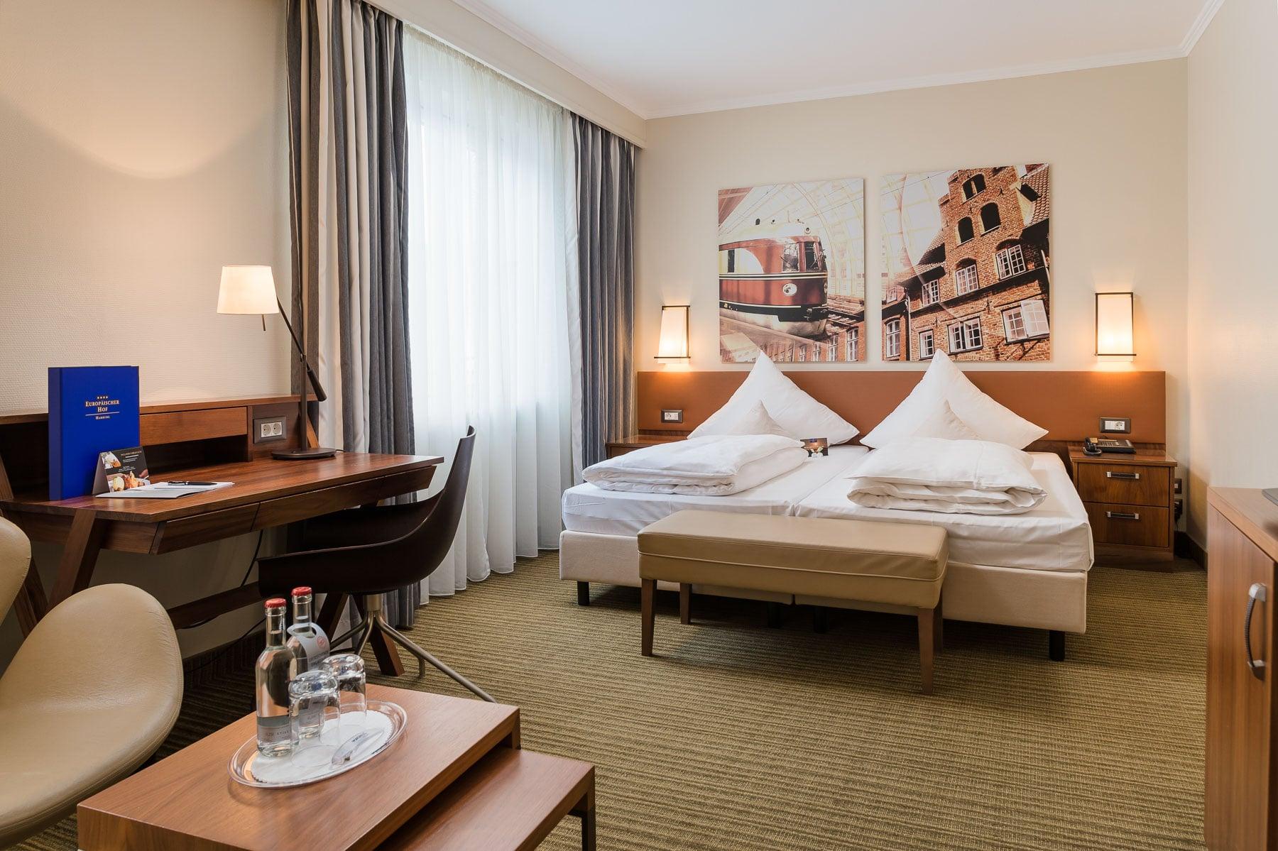 Architekturfotografie Bach Hotel