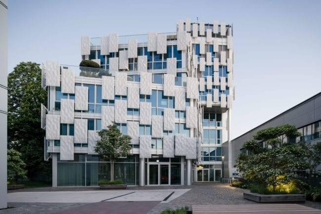 Landmark 7 Architekturfoto
