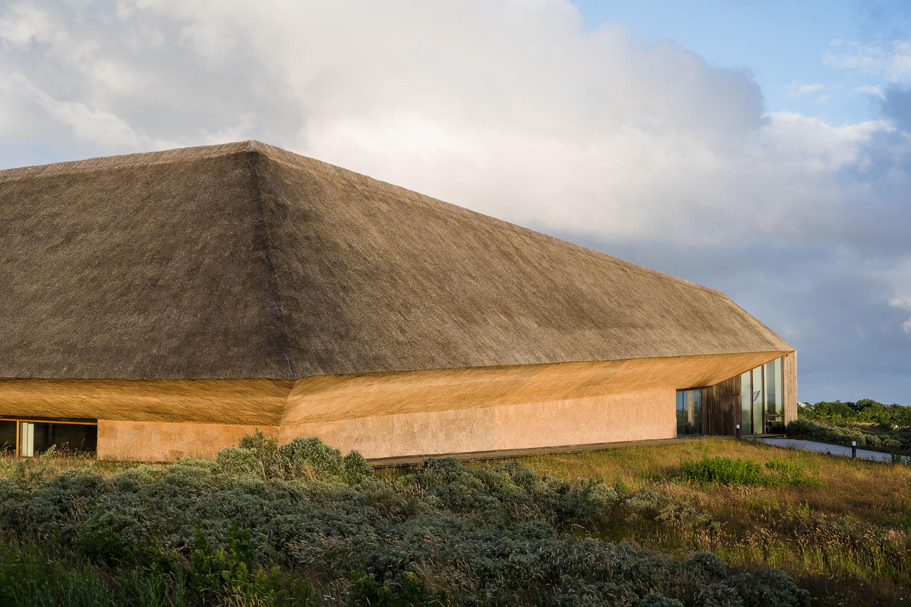 Wattenmeerzentrum Ribe Architektur