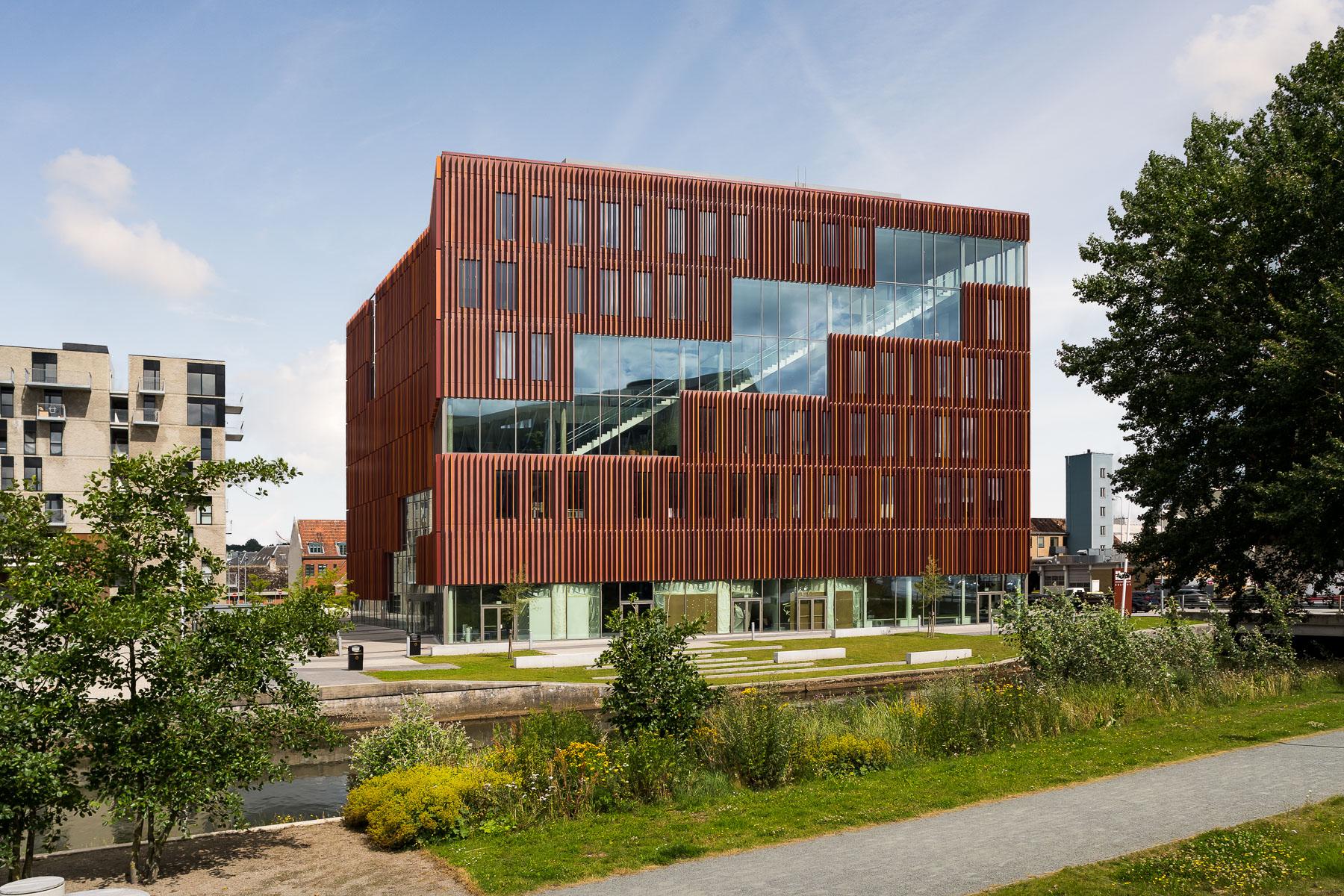 Berufsschule Kolding Architektur