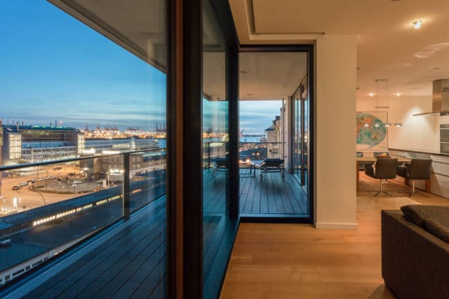 Hafenloft Architekturfoto
