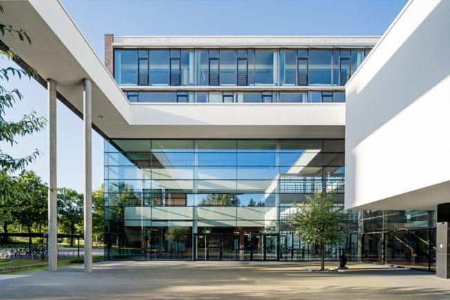 Elbcampus Harburg Architekturfotografie