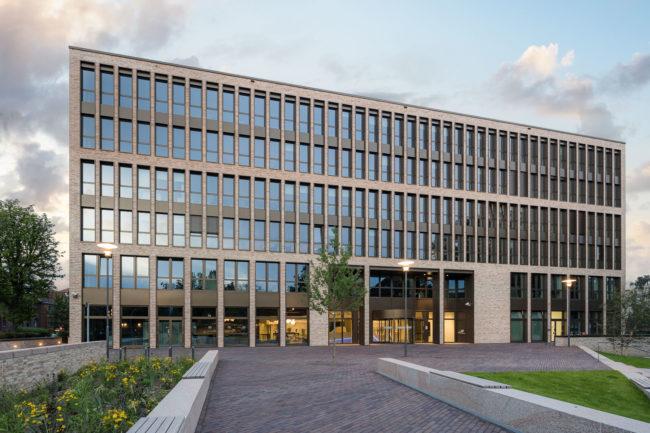 Euler Hermes Architekturfoto Firmensitz