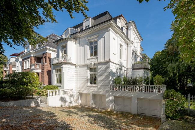 Altbauwohnung Bellevue Hamburg
