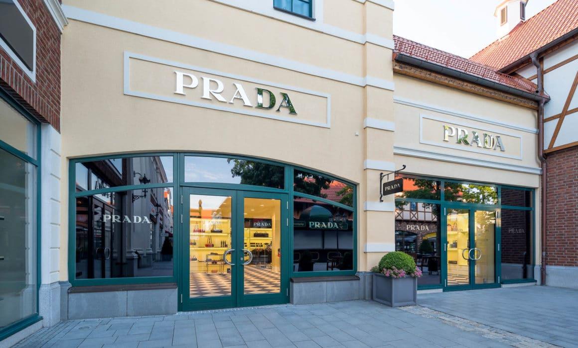 Architekturfotografie Prada